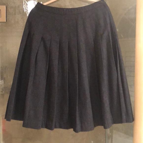 961fd2a3d5 Gorgeous Vintage Pendleton wool pleated skirt. M_5beb59f861974525c96a78c0